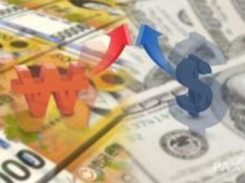 [Pembukaan Valuta Asing] Kurs tukar KRW / USD naik 0,2 KRW menjadi 1133,8 KRW