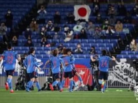 Sepak bola Jepang mengalahkan Mongolia 14-0 di kualifikasi Piala Dunia