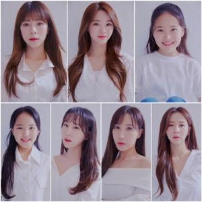 'Mistrot 2'Ji-eun Yang → Visual polos Ga-eun Eun …  Tunjukkan profil baru