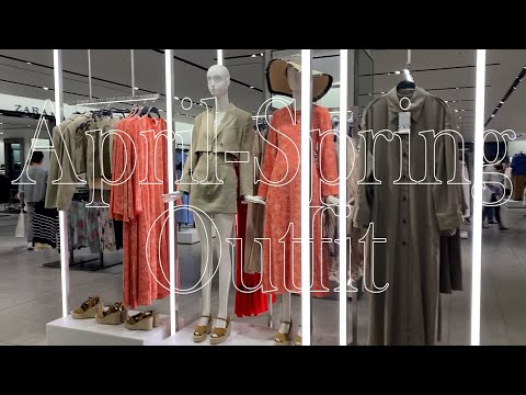 [Fashion MD] Zara Spring New Awards |  Spring jacket cardigan dress recommended |  ft. 3 minutes of one song