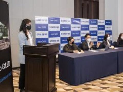 "Samsung Electronics, 'Seminar Teknologi' Online Diadakan …  ""Informasi teknologi baru Neo QLED"""