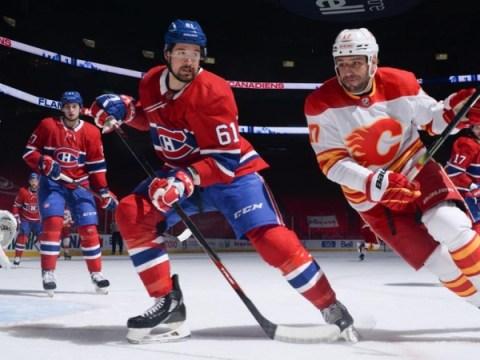 NHL On Tap : Flames는 Scotia North Division의 Canadiens에 근접해 보입니다.
