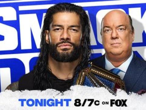 SmackDown: 23 เมษายน 2564
