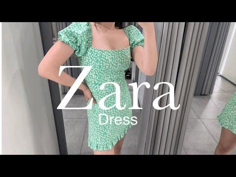Примерка весенних новинок ZARA 🍋 / Zarahaul / Zara dress / Zaradress / ZARADRESS / ZARAHAUL / SPRINGLOOK