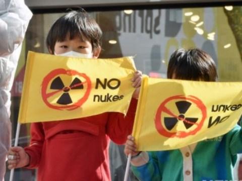 Pemerintah Jepang memutuskan untuk membuang air yang terkontaminasi dari Fukushima pada tanggal 13