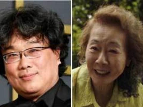Bong Joon-ho, haruskah saya menyerahkan trofi kepada Yoon Yeo-jung sebagai Oscar