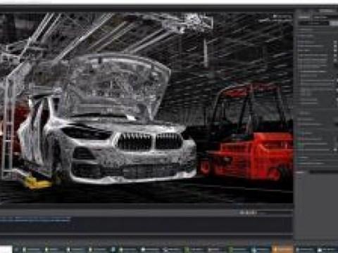 BMW Menghadirkan NVIDIA Omnibus ke Pabrik Virtual