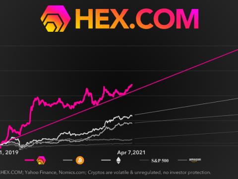 DeFi Market Leader HEX Soars to New Highs
