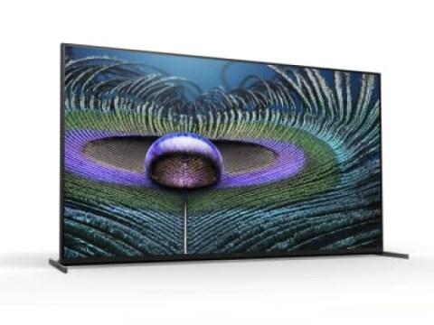 유럽에서 Sony BRAVIA XR MASTER 시리즈 Z9J 8K 풀 어레이 LED TV 선주문 시작