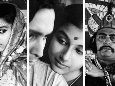 Satyajit Ray 영화의 아름다운 순간 100 가지