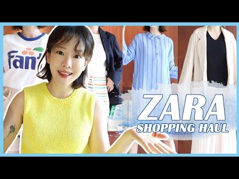ZARAs schönstes neues Image heute !? 🛍 One Piece.  Zara S / S Howl, die die Einrichtung abgeschlossen hat, empfiehlt die tägliche Look & Spring-Koordination!  Frühlingsmode holen