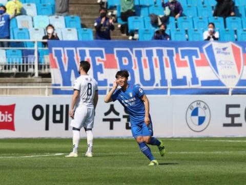 Suwon Samsung, Jung Sang-bin, dll.