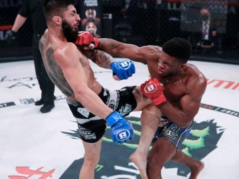 4 월 MMA Junkie의 'Fight of the Month': Bellator의 뱅어