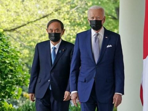 """""""Sebuah pemandangan yang tidak terlihat di era Abe""""…  Diplomasi Suga, Mode Pandangan Keras dengan Tiongkok"""