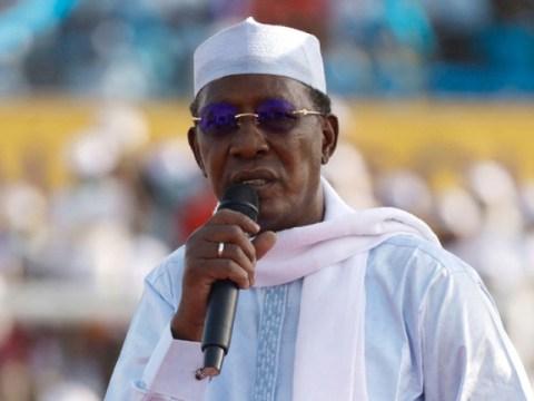 """Presiden Chad tiba-tiba meninggal sehari setelah enam periode berturut-turut yang berhasil  """"Bertempur dengan para pemberontak"""""""