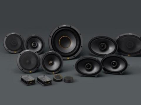 소니, 카 오디오에 대한 높은 표준을 제공하는 새로운 Mobile ES ™ 제품군 발표