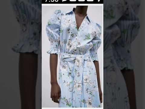 Zara dress / Mrs. Orange recommends / Zara spring dress Haul