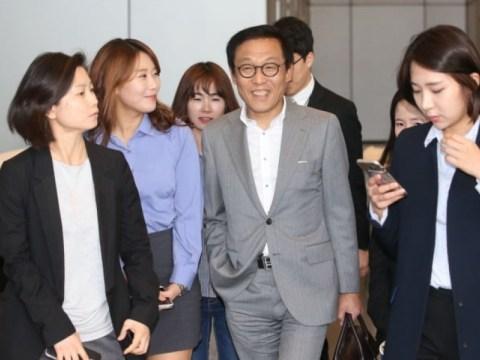 Wakil Ketua Kim Ki-nam memperoleh 10 miliar won di saham Samsung Electronics