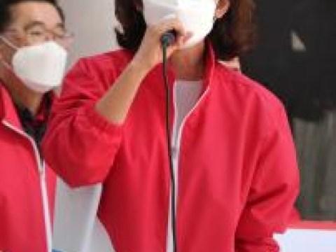 Apakah kekuatan rakyat 'Perwakilan Partai Roh' meningkat?  Dark Horse Na Kyungwon 'Perhatian'