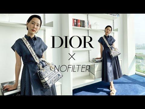 (ENG CC) Я просто примерю осеннюю коллекцию Dior 2021, заказанную на сайте Dior.com / Nayoung Kim's No Filter TV.
