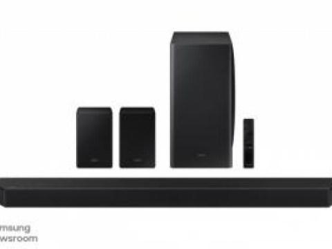 """Sedekat mungkin dengan suara aslinya"" …  11.1.4 Samsung Soundbar 'Perhatian' dipersenjatai dengan saluran"