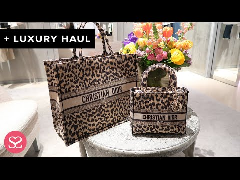 NEW、JUST LAUNCHED 2021 HANDBAGS in Harrods(&HAUL + Mailtime)|  Sophie Shohet