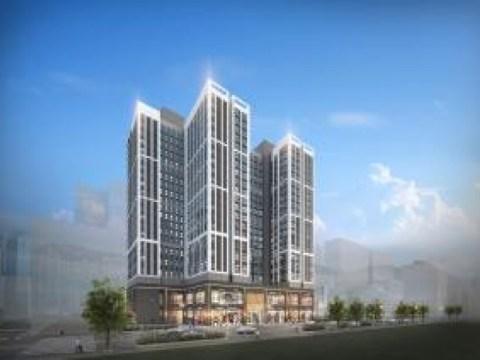 'Hillstate Jangan Central 'milik Hyundai E & C tutup 8,6 banding 1