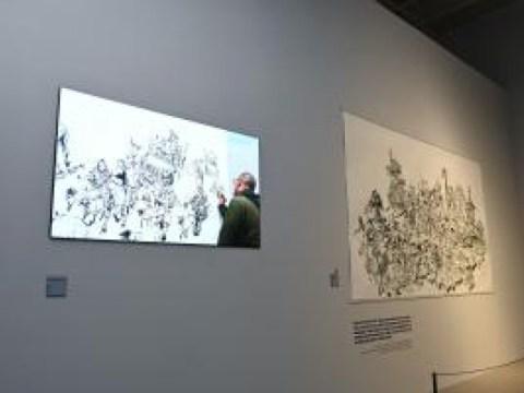"""""""Hargai karya Kim Jung-ki dengan LG Digital Signage"""""""
