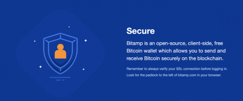 Bitamp – The Brand-New Open-Source Bitcoin Wallet