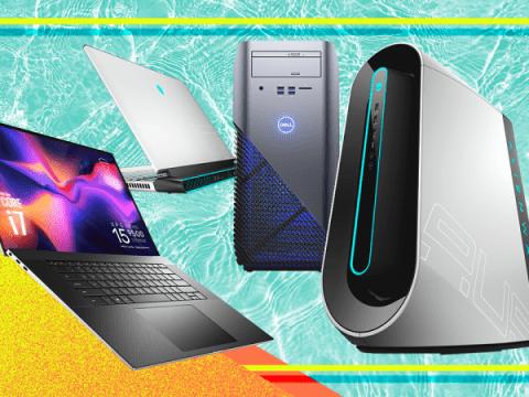 2021 년 Dell 메모리얼 데이 세일 : Dell 및 Alienware 게임용 PC, 게임용 노트북, 모니터, 쿠폰 코드 등에 대한 베스트 딜