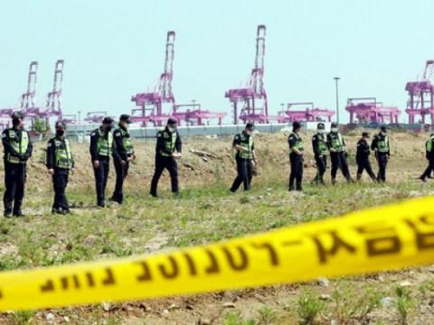 Tubuh rusak dari 'pelanggan bar lagu Incheon' yang terbunuh pulih dari rumput liar