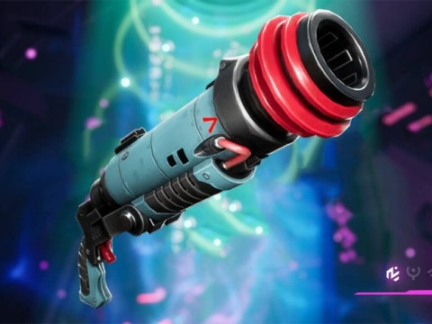 Fortnite 시즌 7 티저에서 공개 된 새로운 외계인 샷건