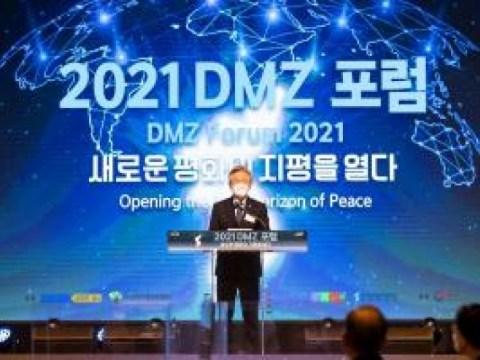 Gubernur Gyeonggi Jae-myung Lee, Paradoks Melanjutkan Kembali Kompleks Industri Kaesong, Menunjukkan Visi Siklus yang Baik dari Ekonomi yang Damai