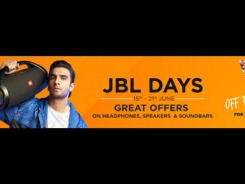Amazon JBL Days Sale : 헤드폰, 스피커, 이어폰 등 할인 혜택