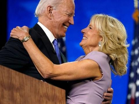 질 바이든 박사가 조 바이든 대통령에게 사랑에 대한 또 다른 기회를 준 방법