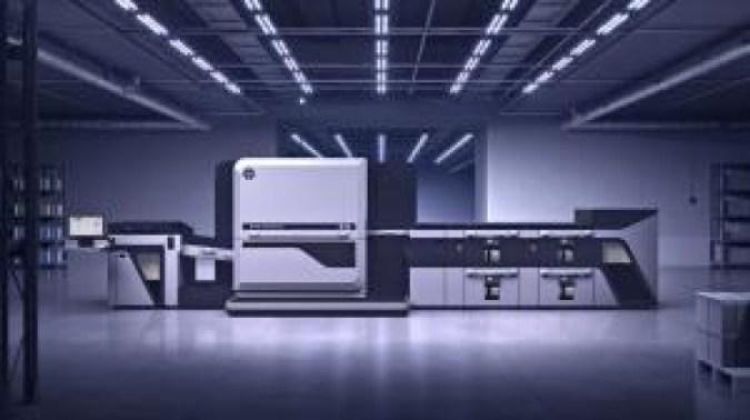 HP-Sympress Tandatangani Kolaborasi Investasi Mesin Digital Printing Indigo