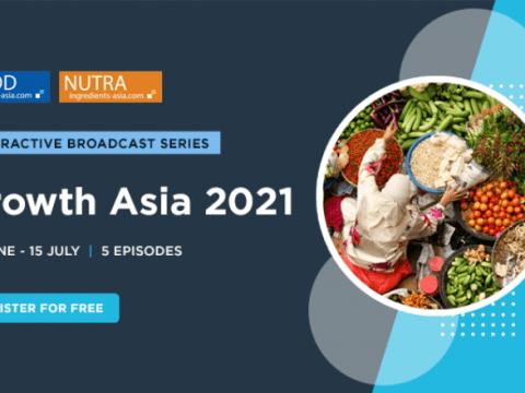 Growth Asia 2021 : 두 개의 Healthy Aging 에디션으로 방송 시리즈가 시작될 때까지 일주일