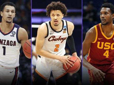 NBA 드래프트 전망 2021 : SN 빅 보드에서 전체 상위 60 명의 선수 순위
