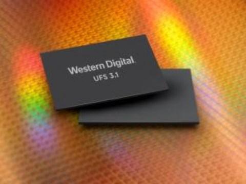 4 detik dari satu film HD, yang ditujukan untuk inisiatif UFS 3.1 …  Mengejar dengan platform WD