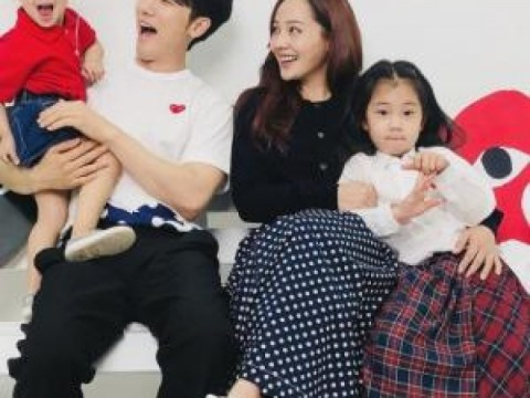 Ki Tae-young Eugene, foto keluarga…  Dua putri, Rohee dan Rorin, 'pertumbuhan badai'