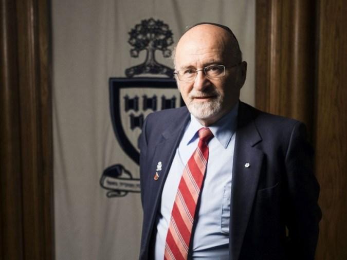 사람들을 하나로 모으는 일생 : 'Canada 's Rabbi'Reuven Bulka 사망