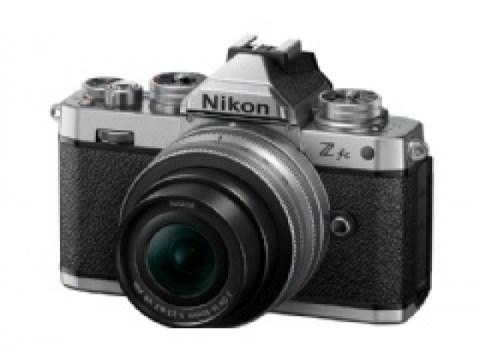 Nikon, Z fc DX 포맷 미러리스 카메라 출시