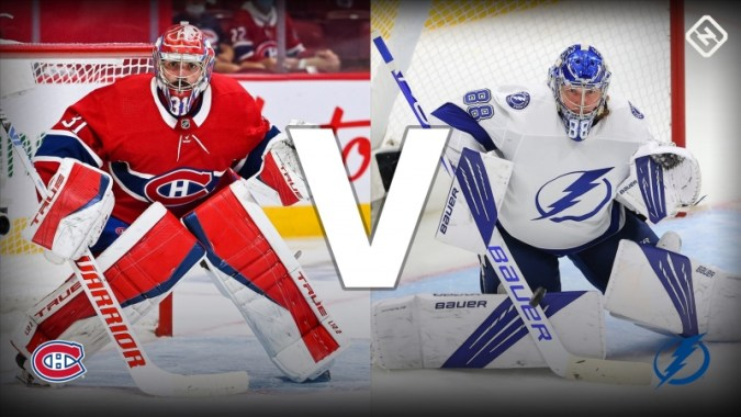 Canadiens vs. Lightning : 2021 Stanley Cup Final Game 2의 라이브 스코어, 업데이트, 하이라이트