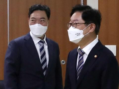 """Park Bum-gye """"Penunjukan jaksa, reformasi dan harmoni stabilitas… Pendapat presiden paling tercermin"""""""