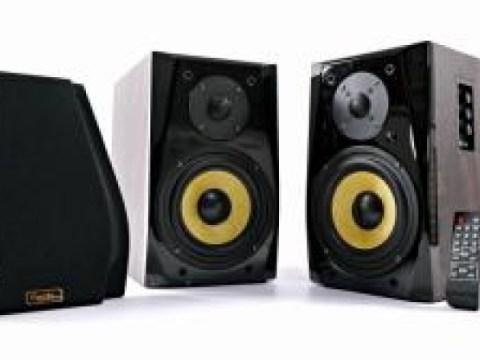 [Serboni] Canston X7BT 2-channel bluetooth speaker  'Telinga' dengan premium