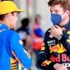 Verstappen ขอบ Norris สำหรับเสาในขณะที่ McLaren stun Merc
