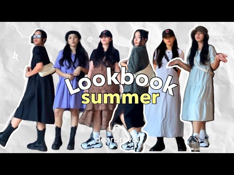 Летний лукбук 2021 • сплошное платье 🌞💓    Филиппины