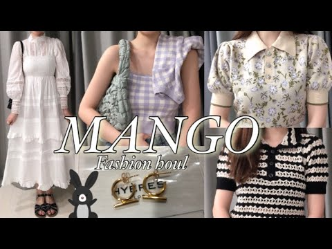 Mango Sale 🥭/Mango Summer New/Mango Fashion Howl/Commuting Look Coconut Daily Look/Mango Blouse, Mango Dress Recommendation/MANGO FASHION HOUL(Feat. Yer Lor)
