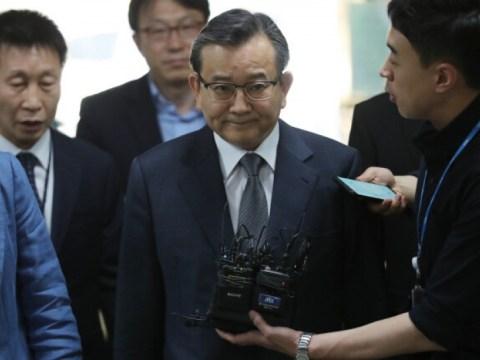 Daebeop memberikan izin jaminan untuk mantan Wakil Menteri Kim Hak-eun…  Dirilis setelah 8 bulan