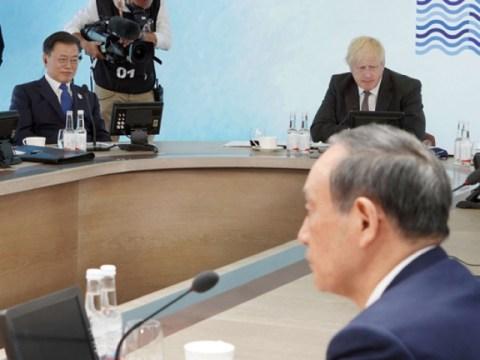 [Editorial] Kegagalan KTT Korea-Jepang di G7…  Hubungan kedua negara tidak bisa dibiarkan begitu saja.